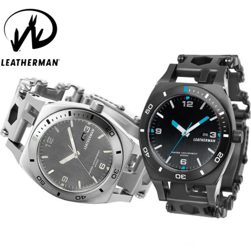 [LEATHERMAN] Tread Tempo Stainless Steel- 레더맨 트레드 템포 멀티툴