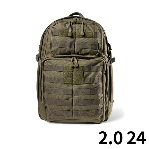 러쉬24 백팩 2.0 - RUSH24 2.0 Back Pack (56563)