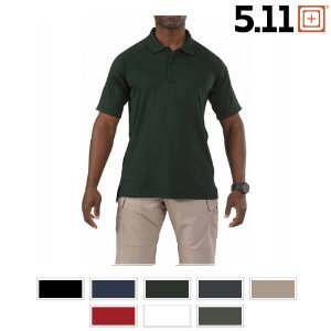 511 택티컬 퍼포먼스 반팔 폴로 - 5.11 Tactical PERFORMANCE SHORT SLEEVE POLO (71049)